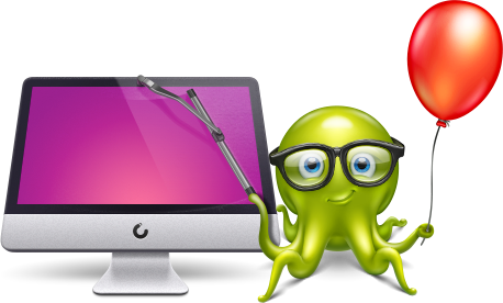 CleanMyMac2 & octopus