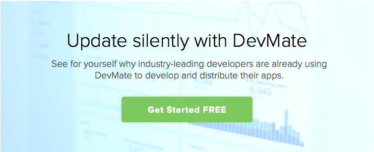 Update silently with DevMate