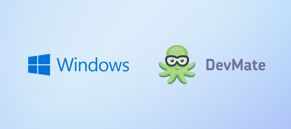 DevMate for Windows Developers